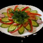 Изображение Ассорти овощное