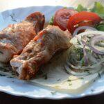Изображение Шашлык из куриного филе