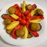 Изображение Овощи во фритюре