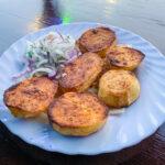 Изображение Картофель на шампуре