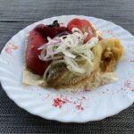 Изображение Баклажан на гриле (Сезонное блюдо, только летом)